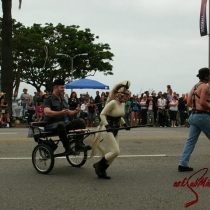 Long Beach Pride Parade 2011Photo by Vickie Everich