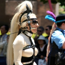 The San Francisco Pride Photo by Fawn Fitter 27 June 2010