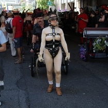 The San Francisco Pride Photo by Madoc Pope 27 June 2010