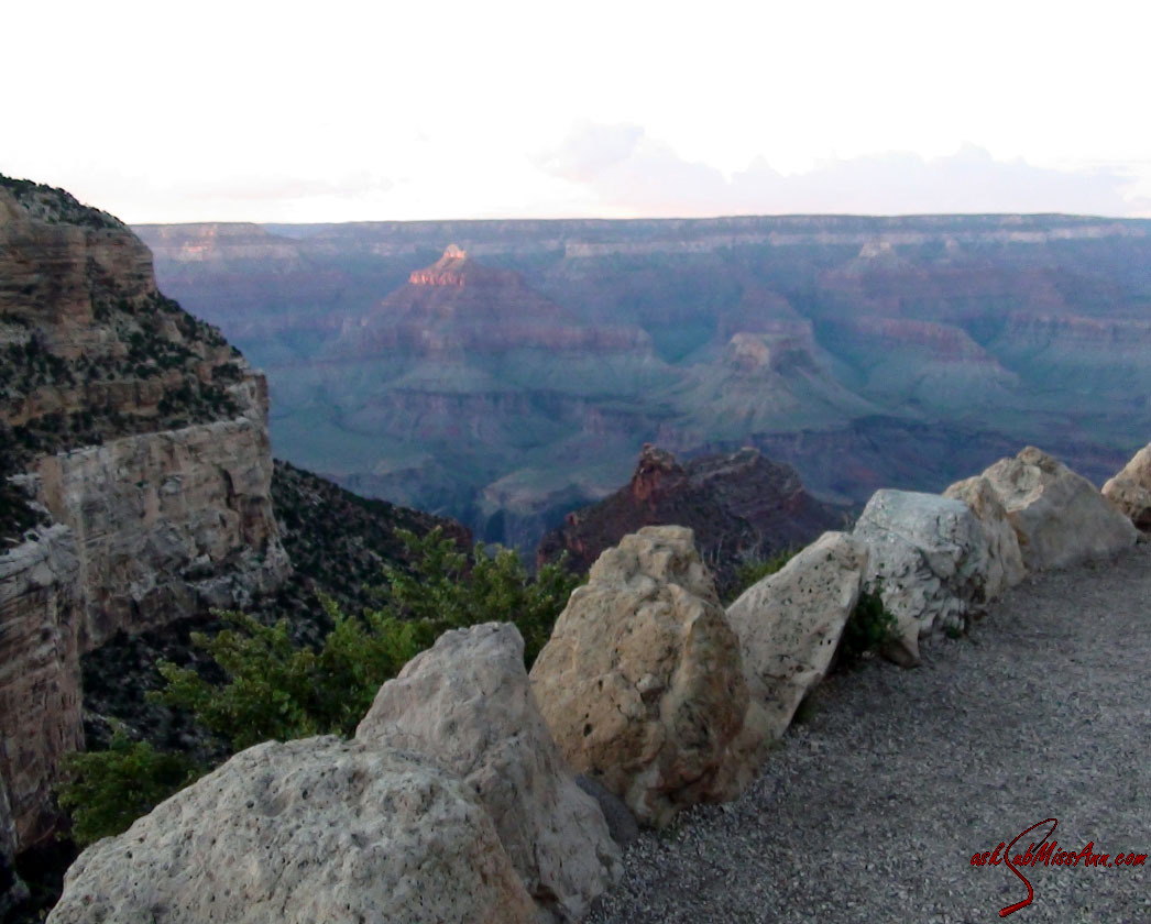 The Grand Canyon August 2010 Asksubmissann