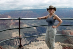 The Grand Canyon  August 2010
