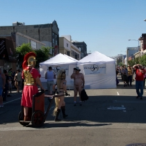 Folsom Faire 2010 Photo by Charley Archer