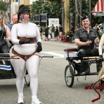 Long Beach Pride Parade 2011  Photo by Mary Bell