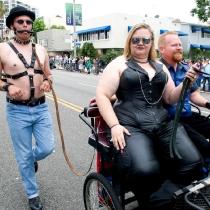 Long Beach Pride Parade 2011Photo by Thomas Wasper