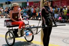 CSW Pride Parade 2012
