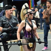 Folsom Street Fair 2014 Photo by