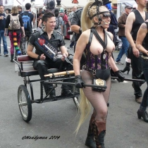 Folsom Street Fair 2014  Photo by