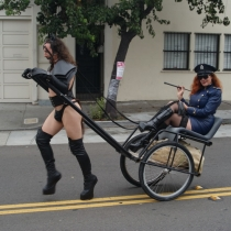 Folsom Street Fair 2014  Photo by Madoc Pope