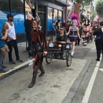Folsom Street Fair 2015  Photo by Ash