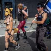 Folsom Street Fair 2015  Photo by Almus Null