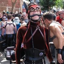 2015 Folsom Street Fair  Photo by Ed Bierman