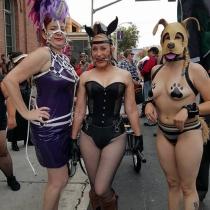 Folsom Street Fair 2015  Photo by Julia Hall