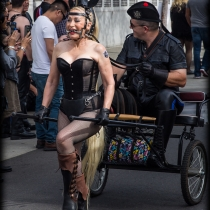 Folsom Street Fair 2015 Photo by seua_yai
